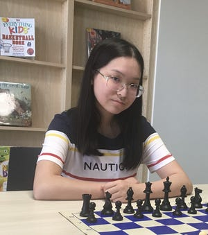 Hays teenager Sheena Zeng will compete in in the U.S. Junior Chess Championship starting Thursday in St. Louis.