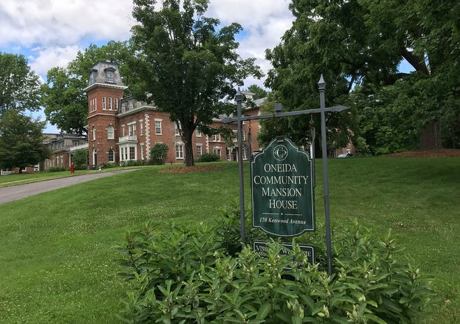 The John Pierrepont Langford & Cornelia Hatcher Fundwill provide resources for the Oneida Community MansionHouse in Kenwood for years to come.