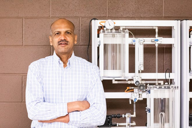 Barton Natural Gas Instructor Shawgi Ahmed worked for the Ministry of Oil in Sudan for 16 years as a Senior Project Engineer until his passion for education brought him all the way to the center of the United States to share his knowledge in 2019.