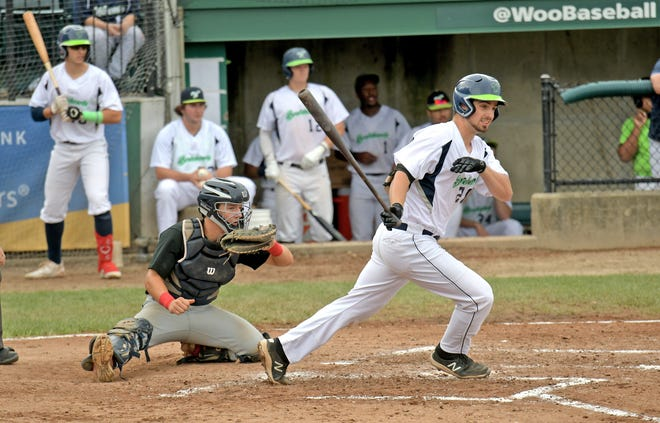 The Bravehearts' Andrew Selima drove in a run and scored the winner in a 5-4 decision over the Pittsfield Suns on Friday night.