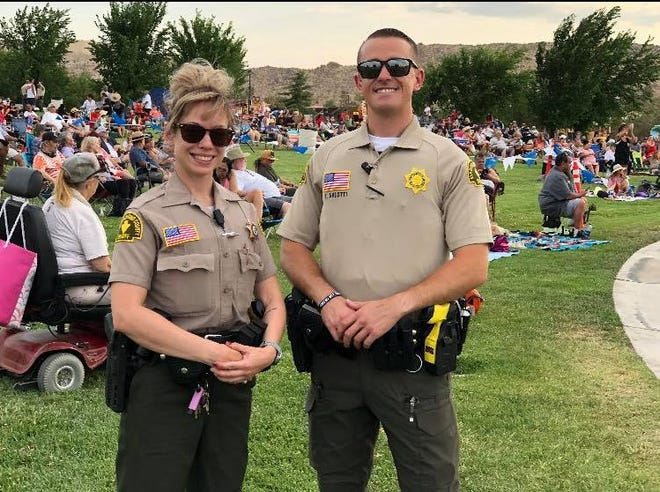 Local law enforcement agencies and municipalities on Aug. 3 will connect with the community during National Night Out events at several locations across the High Desert.