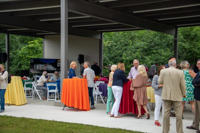 The Mansfield Art Center recently celebrated the grand opening of its major expansion after a capital campaign called Art Rising raised $3.1 million for the project.
