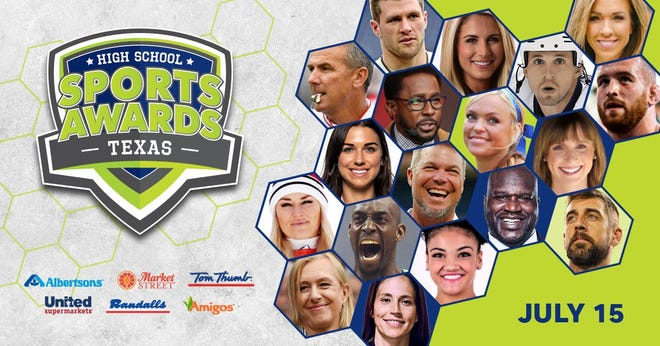 Tonight is the Texas High School Sports Awards