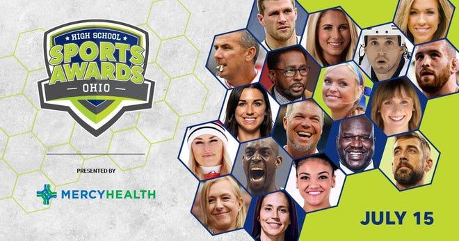 Tonight is the Ohio High School Sports Awards