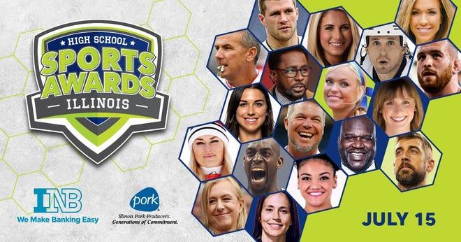 Tonight is the Illinois High School Sports Awards