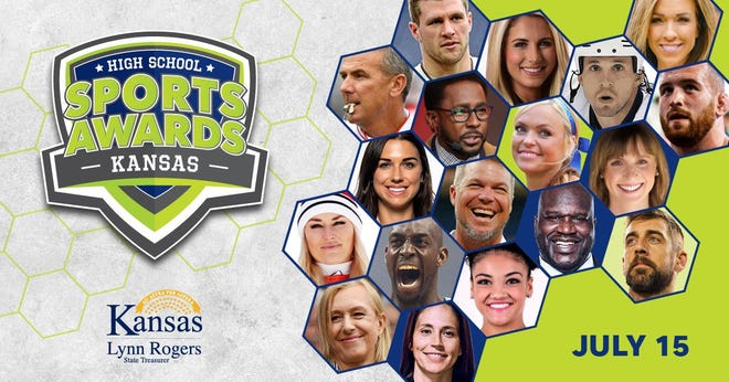 Get ready for the Kansas High School Sports Awards