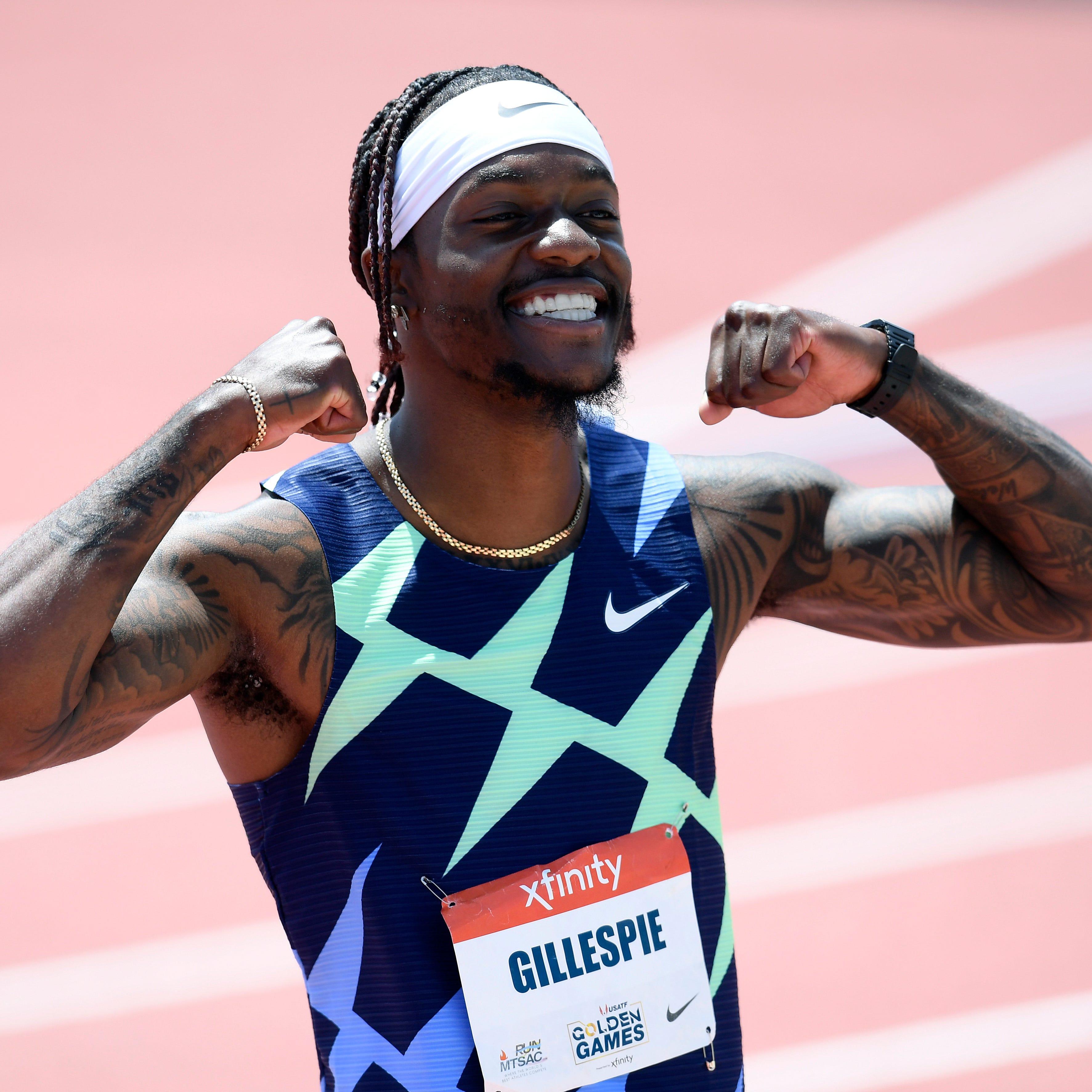 Cravon Gillespie