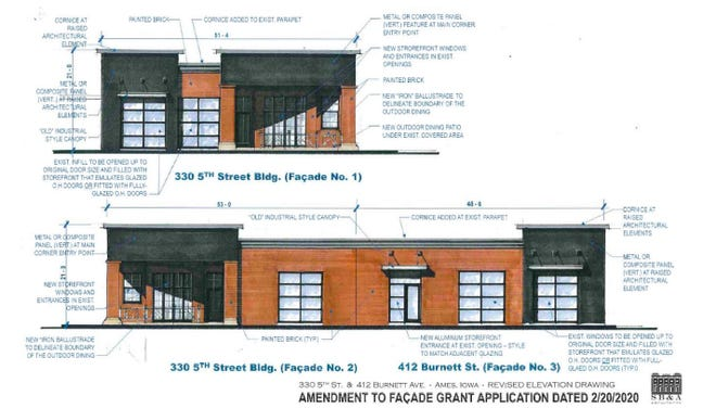 Onondaga Properties will redevelop properties at 330 5th St. and 412 Burnett Ave. into restaurant and retail space.