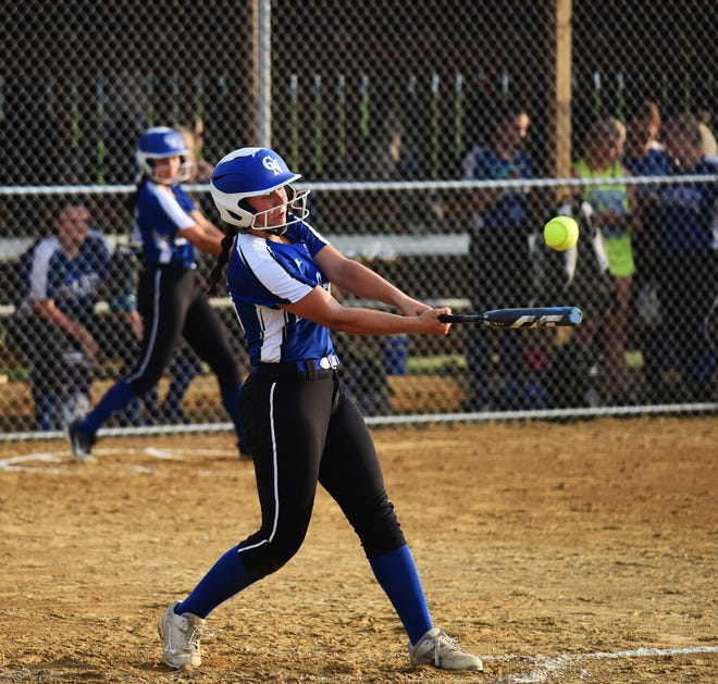 Mackenzie Niemeyer became Colo-NESCO's all-time and single-season home run leader with a home run in the Royals' 9-8 loss to AGWSR during the Class 1A regional quarterfinals July 7 at Ackley. Niemeyer also singled and drove in two runs during the Royals' 14-2 victory over Gladbrook-Reinbeck in the regional first round July 6 at McCallsburg.
