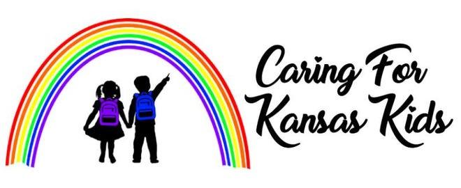 Caring for Kansas Kids logo