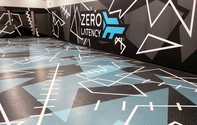 The expected look when Zero Latency finishes construction in Holland Township. The business will be Michigan's first free-roam virtual reality center, with locations in Ann Arbor, Grand Rapids, Lansing and Detroit planned next.