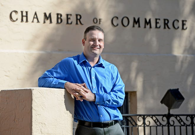 Cory Skeates, president of the Lakeland Area Chamber of Commerce, has asked commissioners to consider setting aside $500,000 from the city's share of American Rescue Plan Act funds to help minority-, veteran- and women-owned small businesses.
