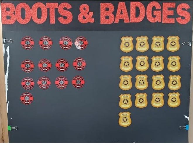 Boots and Badges was held in June at the Osage Beach City Hall.