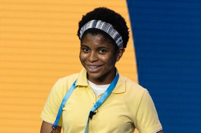 Zaila Avant-garde is the first Black American to win the Scripps National Spelling Bee.