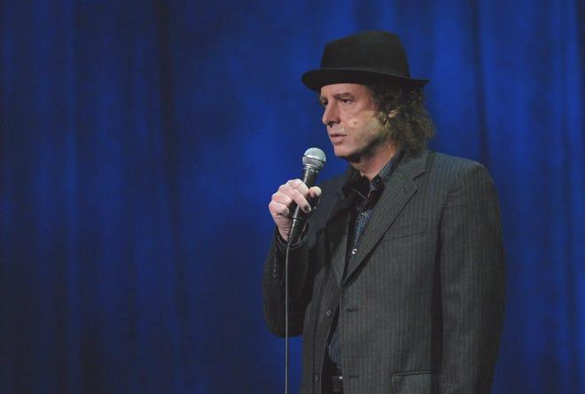 Comedian Steven Wright is set to visit Sarasota's Van Wezel Performing Arts Hall on October 21.
