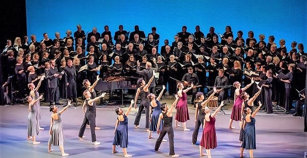 Key Chorale will continue its collaboration with The Sarasota Ballet Studio Company and trainees in a program featuring new choreography in November.