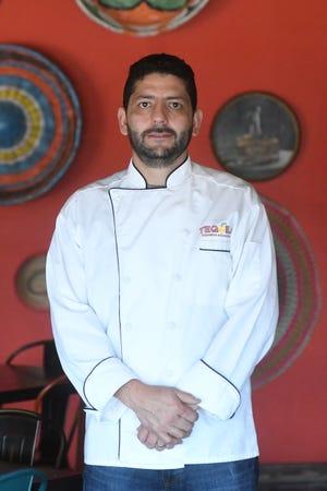 Ramon Villasenor-Castro 40 under 40 recipient.