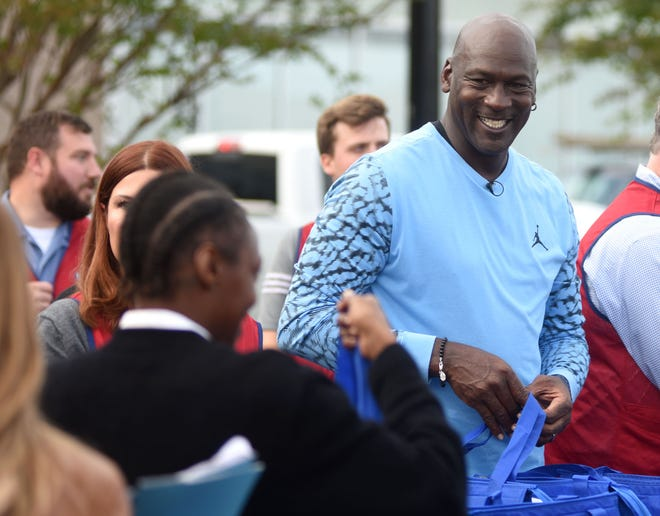 NBA legend and Wilmington native Michael Jordan made a $10 million donation to Novant Health earlier this year to pay for the construction of two health clinics in New Hanover County. The locations and construction timeline were recently announced.