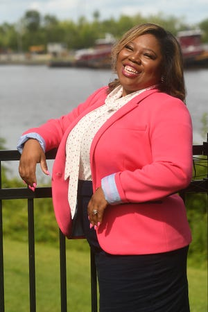 Jhaniqua Farrar Palmer Grandparent Support Network Program Coordinator for the Grandparent Support Network and Advocacy and Racial Justice with the YWCA Lower Cape Fear is one of the StarNews 2021 40 under 40 recipients.