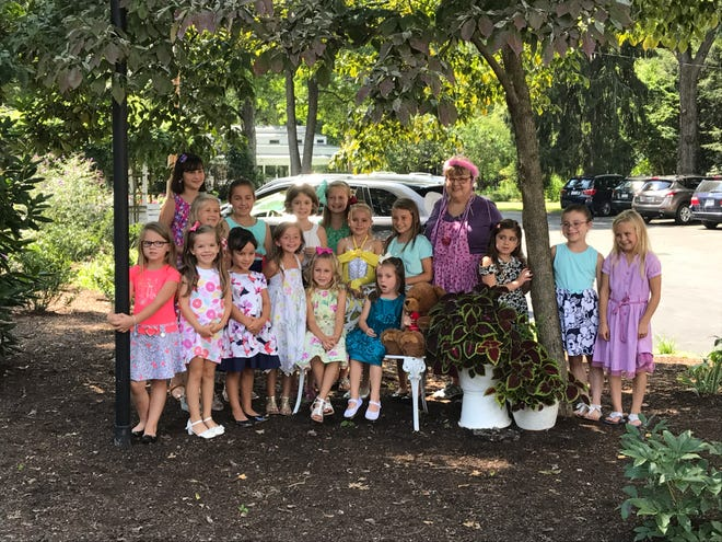 The Reeves Museum, 325 E. Iron Ave., Dover, will host its annual Little Girls' Tea at 11 a.m. Aug. 3 and 7.
