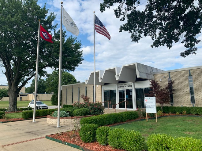 The Fort Smith Public Schools Board of Education voted Monday night to have a mask mandate for students and visitors for in-district buildings or on school buses with two or more people on board. Another legal step would be required to have a mask mandate on school district staff members.