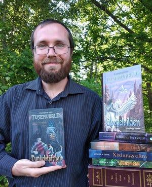 Fantasy author Joseph Davis of Sweden is an Easton native.