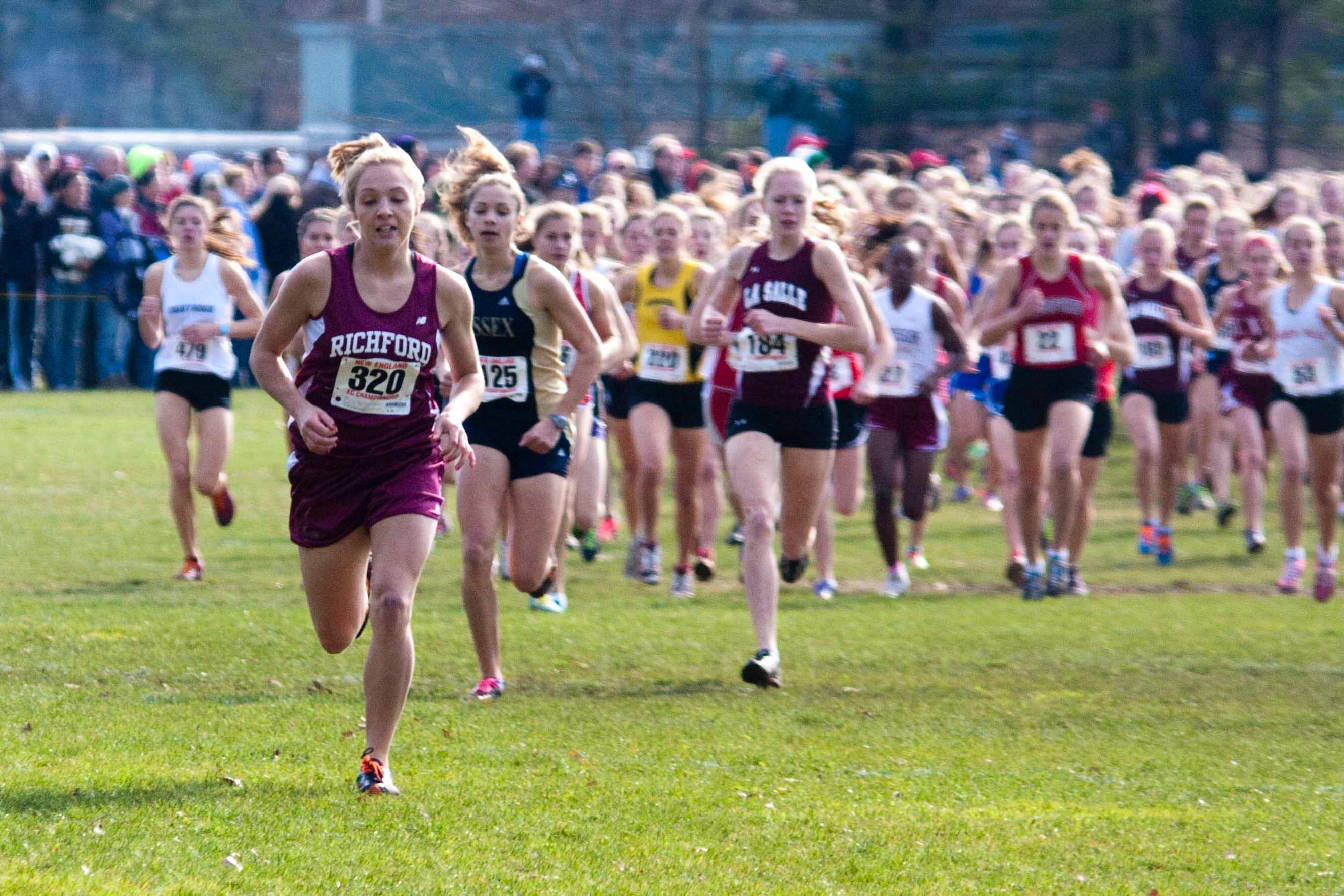 high school race
