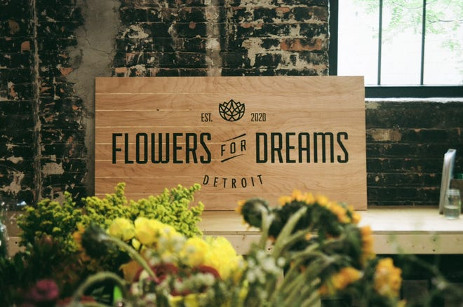 Flowers for Dreams Detroit is opening in Eastern Market.