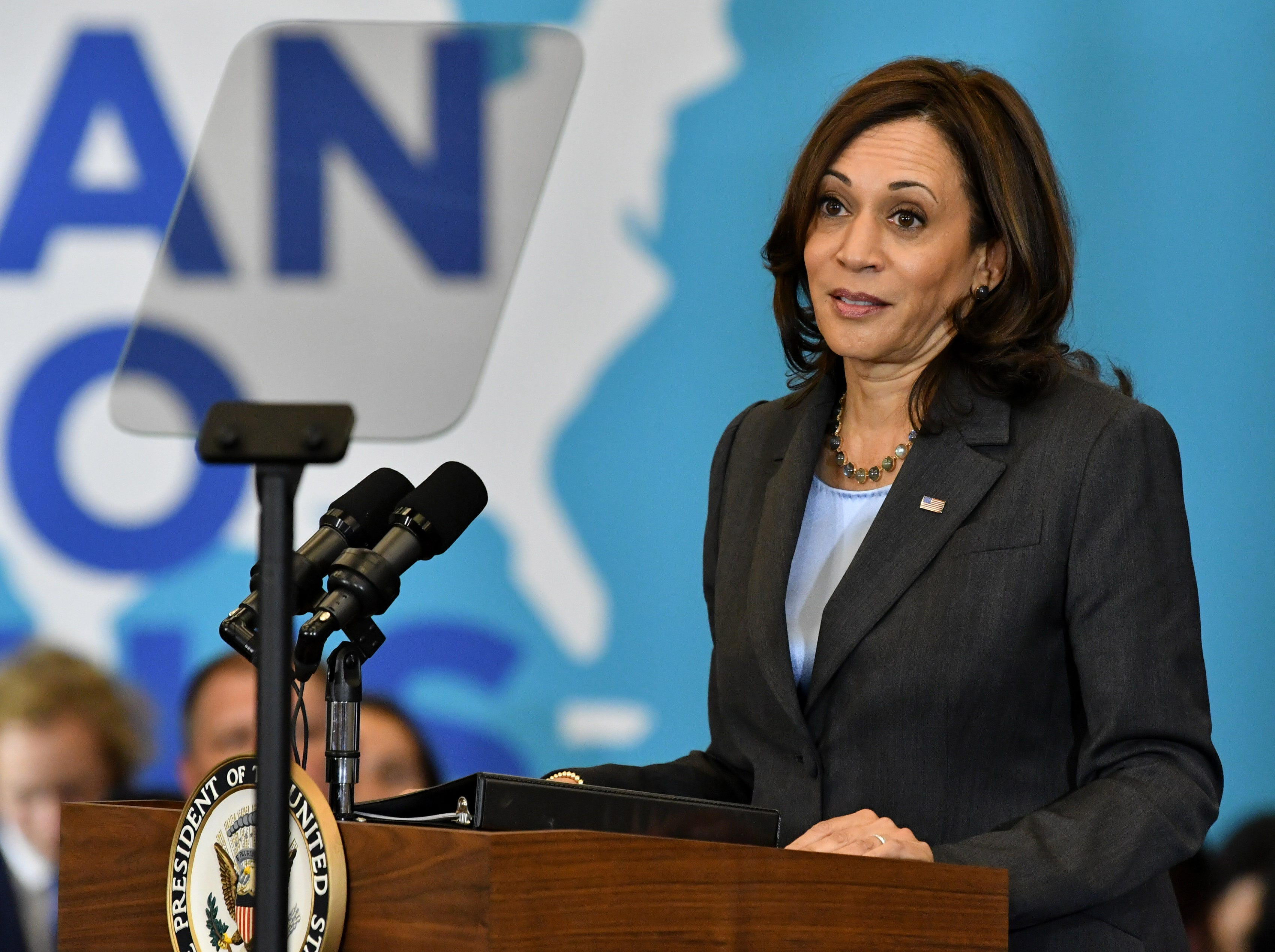 Harris releases strategy to tackle migration's root causes 2