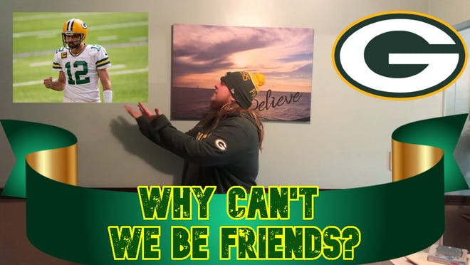Matt Mamba, a Packers fan in Cleveland (and yes, a Browns fan, too) tried to get at some of the angst Packers fans are feeling over all the Aaron Rodgers limbo by singing about it.