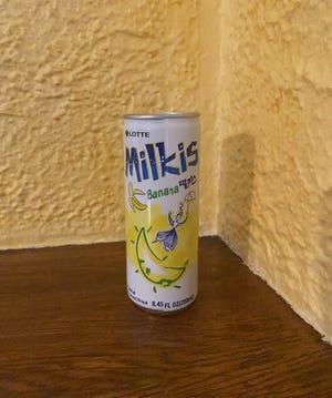Les fans sud-coréens peuvent célébrer les Jeux olympiques avec Milkis, une boisson qui ressemble un peu à Laffy Taffy.  Les fans nord-coréens devront attendre les prochains Jeux olympiques ;  le pays a déclaré qu'il ne participerait pas à cause de COVID.