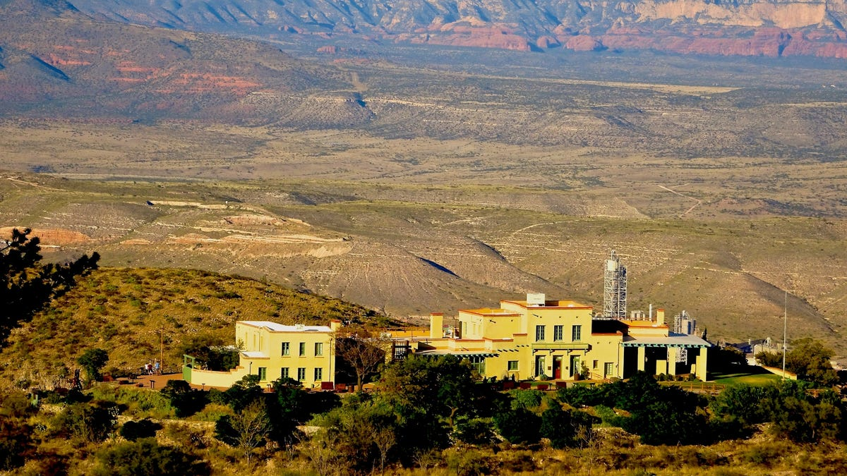Too hot outside? Explore an indoor Arizona state park. Here are 4