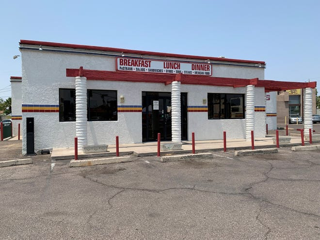 Burger Factory, a Phoenix restaurant at Seventh Avenue and Osborn Road, closed after more than 20 years of service.