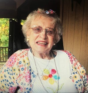 Jo Ann Plaeger founded the Women's Initiative with the Community Foundation of St. Clair County in 2002. She died on July 8 at age 92.