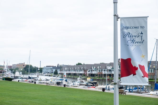 Profit from River Street Marina to the city saw an increase of over 40% this year.