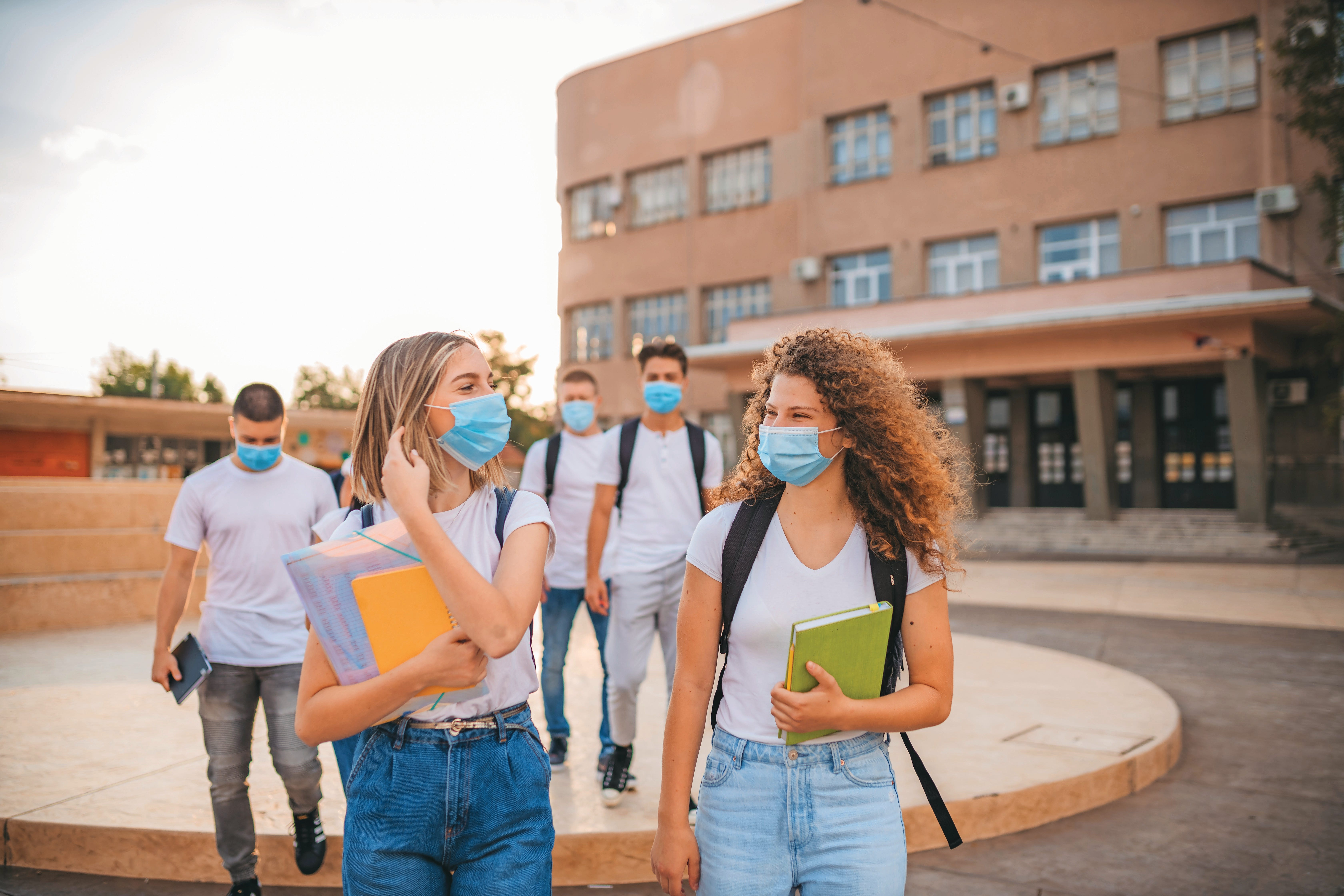 After a chaotic pandemic school year, help kids get back on track this fall