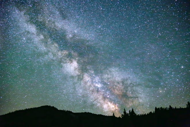 Stanley, Idaho, is located in the Central Idaho Dark Sky Reserve, the first spot in the U.S. to receive the highest status from the International Dark Sky Association due to its amazing stargazing.