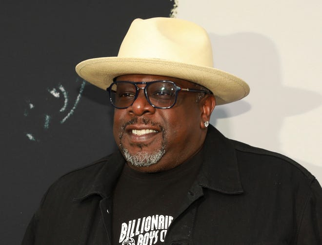 Cedric the Entertainer will host the Emmy Awards in September as the ceremony returns to a live telecast after last year's pandemic-forced virtual event.