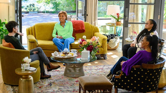 Robin Roberts will have a new series on Disney Plus this July.