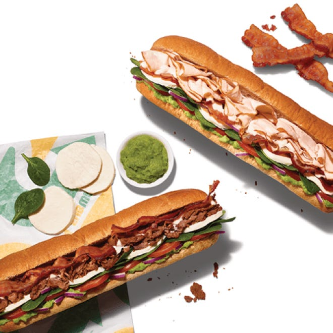 Subway launches a new menu July 13 but it's not making any changes to its tuna.