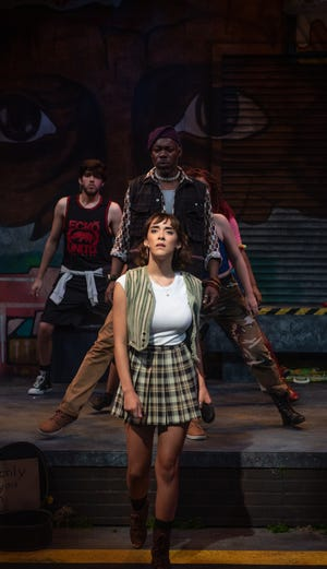 """Kirstin Henry stars in """"Brooklyn the Musical"""" at Porthouse Theatre."""