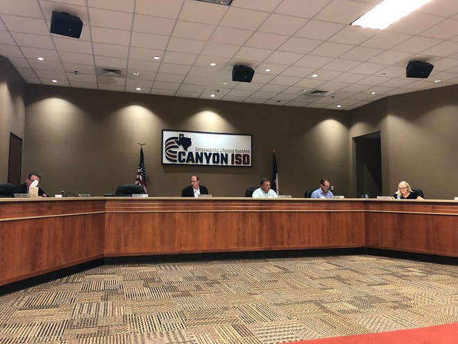 After passing the district's plan for the use of its third round of ESSER funds, Canyon ISD officials updated the plan during a special called meeting Monday evening, widening the impact some of the funds could have on four elementary campuses.