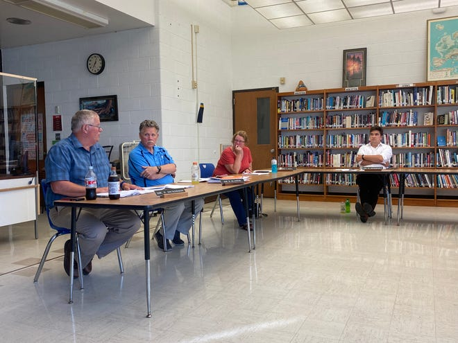 The Hillsdale Local School Board of Education voted Monday to not install lighting at two ball fields, saving the district nearly $400,000.
