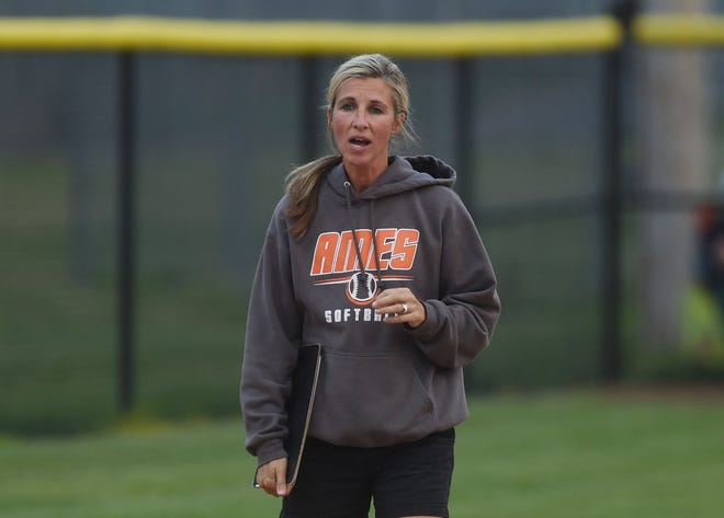 In her first season at the head of the Ames softball program Meghan Von Behren lead the Little Cyclones to 20 wins for the first time since 2013.