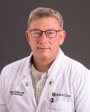 Steve Whitt, MD