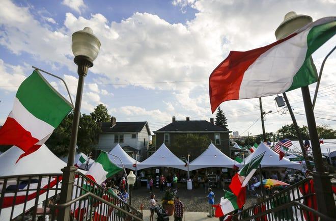 The Columbus Italian Festival will return Oct. 8-10.
