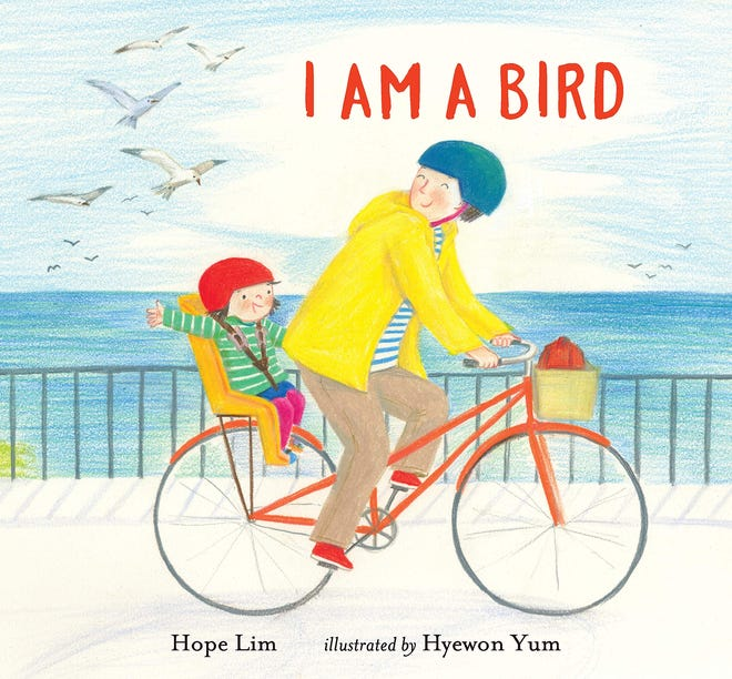 """""""I Am a Bird"""" by Hope Lim and Hyewon Yum"""