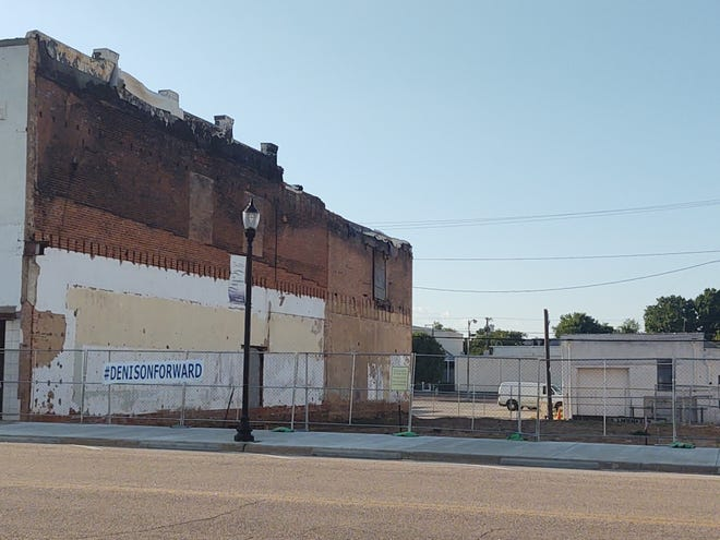 The city of Denison has started the process of acquiring property that was destroyed during a fire in 2019. The city council approved the first step in utilizing eminent domain to obtain ownership of the land during a meeting Monday night.