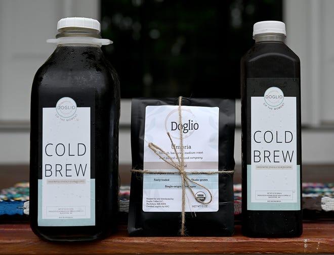 Doglio Coffee, based in Blackstone, offers a home-delivered organic, cold brew.