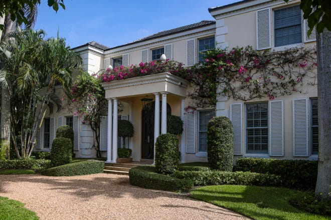 A four-bedroom house at 333 Eden Road on the North End of Palm Beach has sold for $11.29 million, the price recorded Tuesday with the deed.